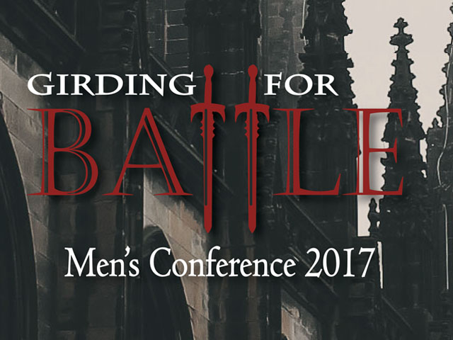 2017 Men's Conference
