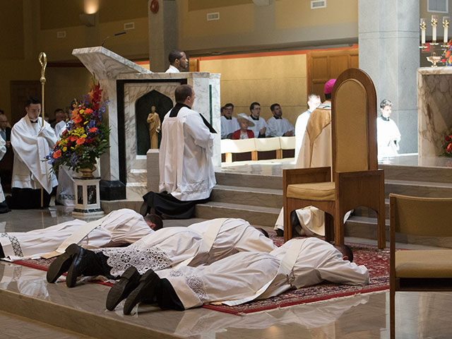 Priestly ordinations 2017