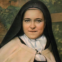 St Therese in color 200px