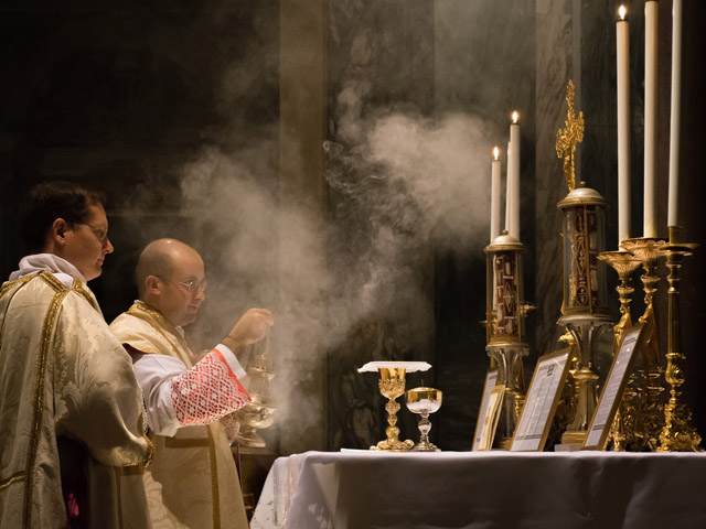 Tridentine Masses