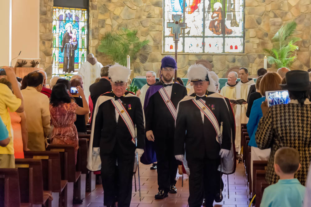 Installation Mass of Father John O'Connor at Saint Francis of Assisi June 10 2017 6