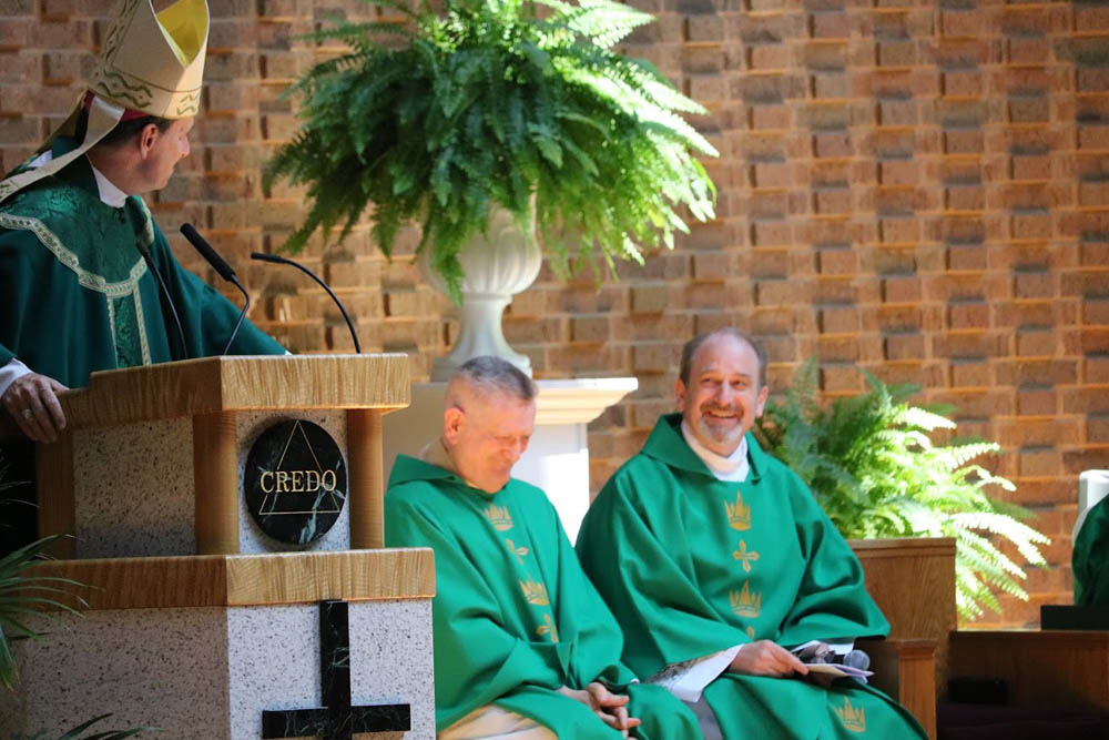 Installation Mass for Father David Meng at Saint Timothy 2017 5