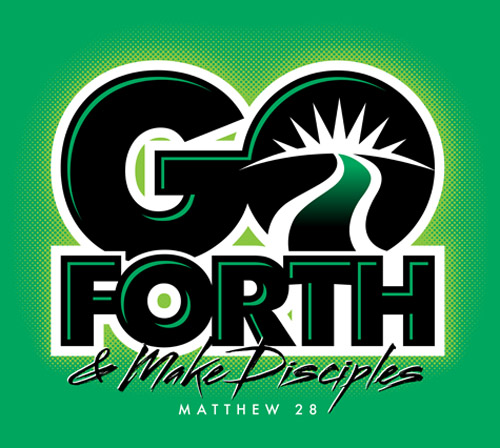 2014-15 Go Forth and Make Disciples