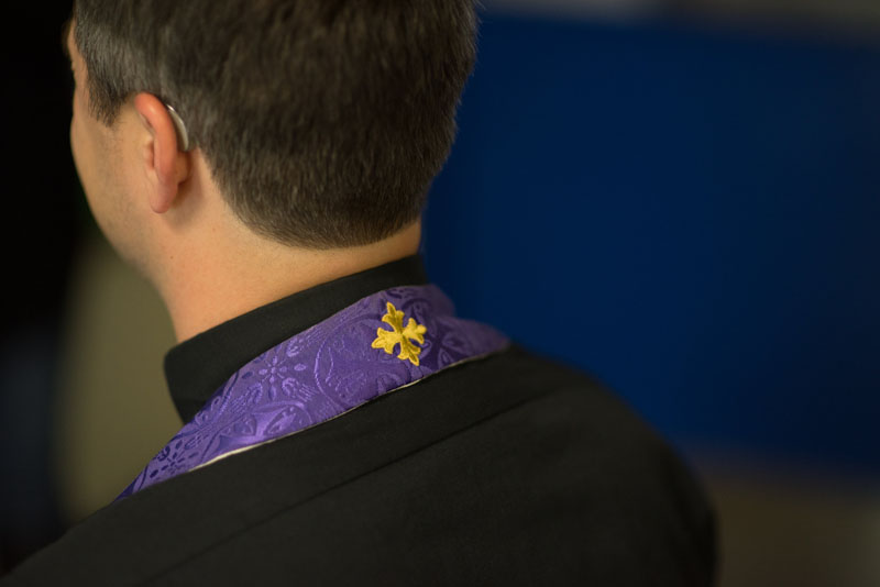 The Sacrament of Reconciliation at RALLY