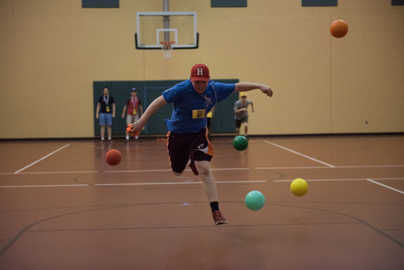 Dodgeball Competition 2
