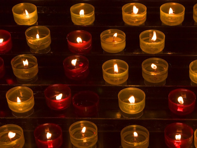 Candles Cropped