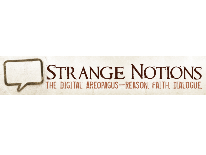Strange Notions logo
