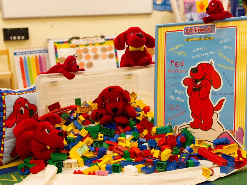Preschool Clifford