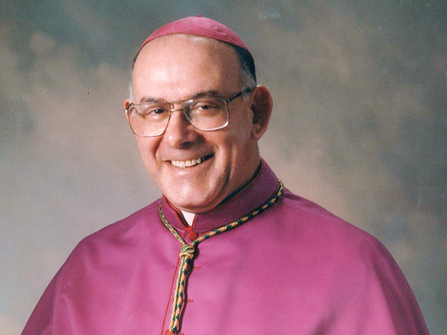 Former Arlington Bishop Paul S Loverde resource