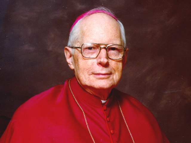Former Arlington Bishop Thomas J Welsh resource