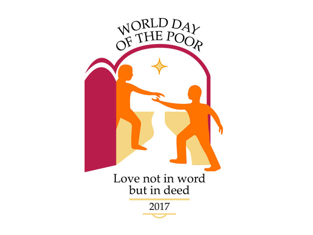 World Day of the Poor Logo 640 480px