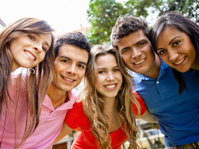 multiethnic young adults