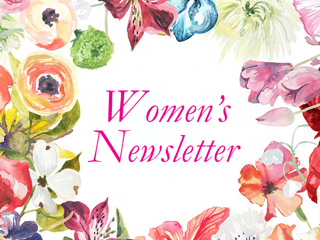 Women's Newsletter - RC