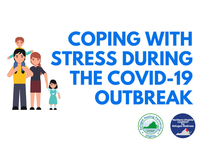 Coping with stress during the covid-19 outbreak