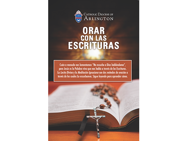 Pray with Scriptures Spanish 2020