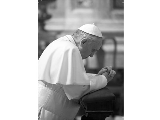 Pope Francis Diocesan Vocations Prayer