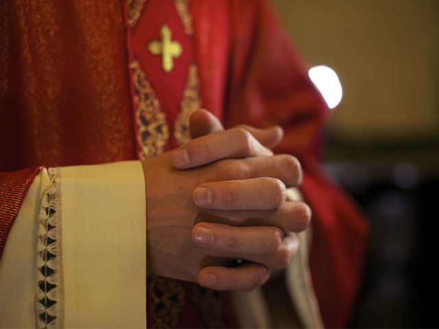 Priests prayer for vocations