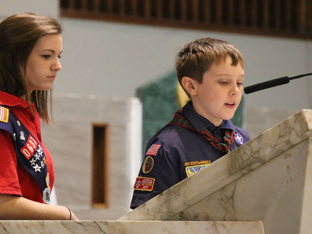 Catholic Scouting