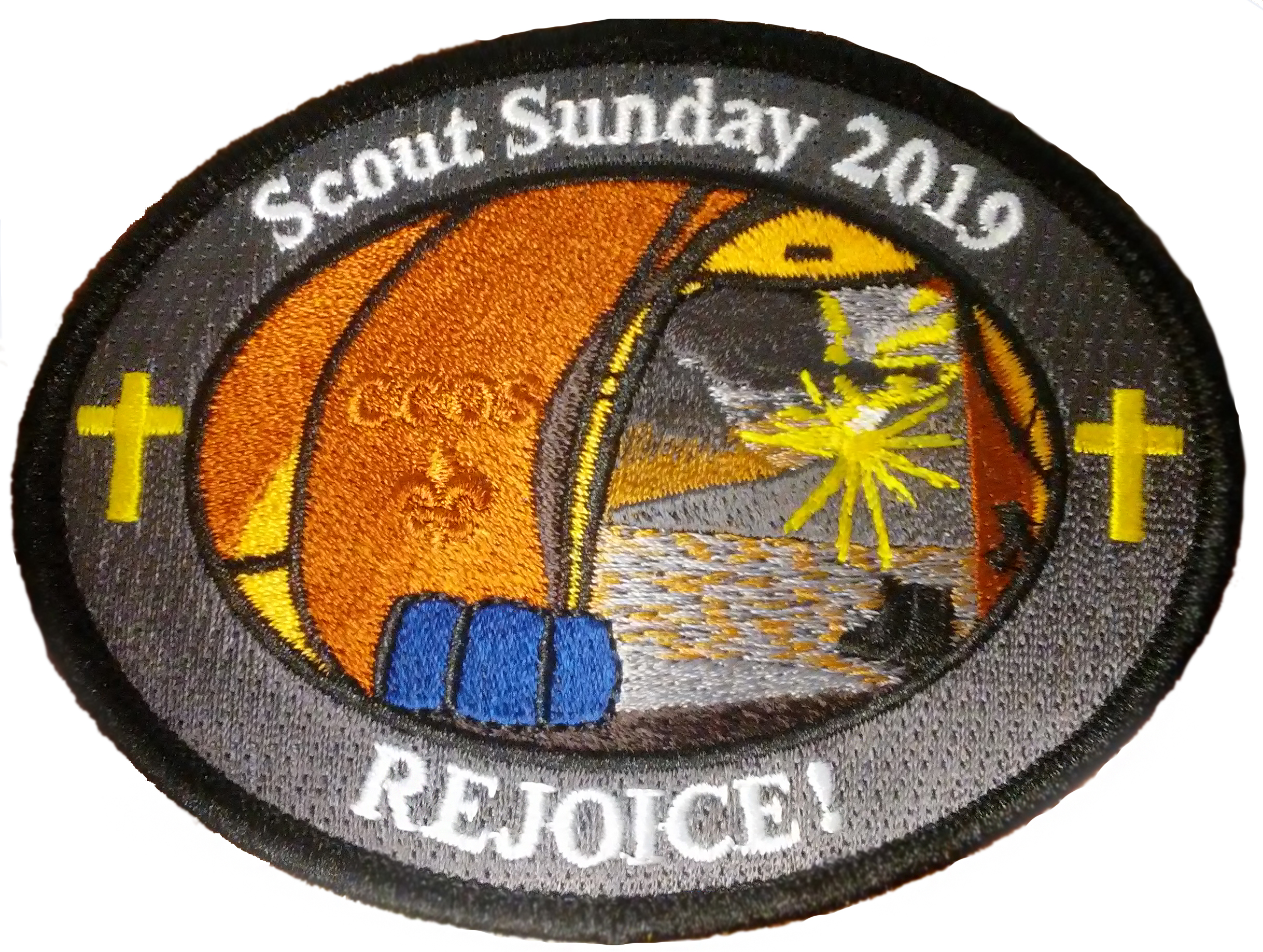 Scout Patch 2019 Scout Patch