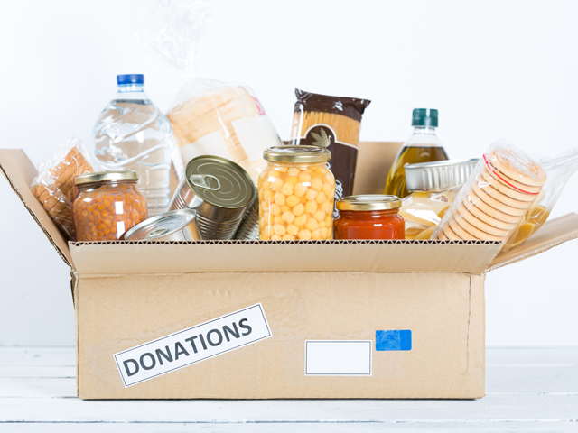 Donations Ways to Give