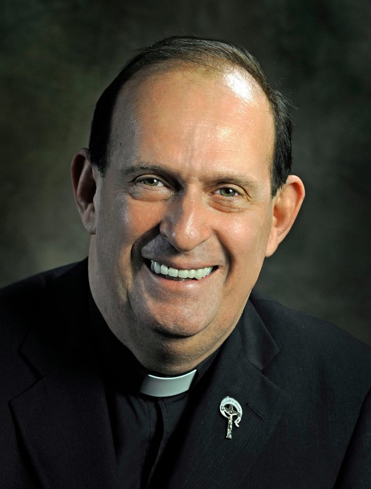 Rev Jose Eugenio Hoyos