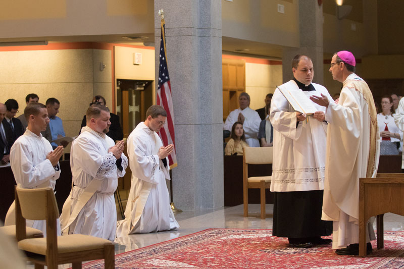 2017 Priesthood Ordinations Prayer of Ordination