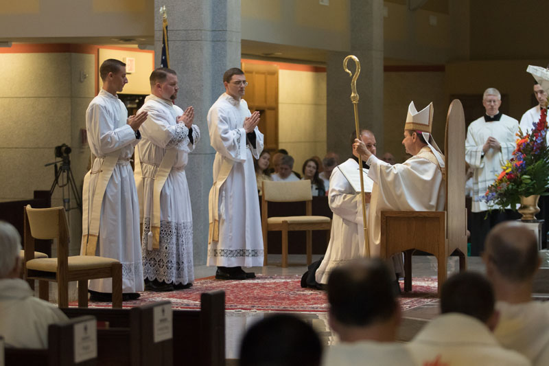 2017 Priesthood Ordinations Promise of Obedience
