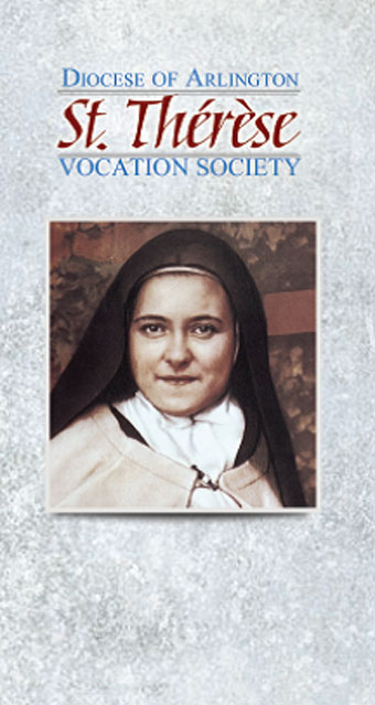 St Therese Vocations Society Calendar cover thumbnail